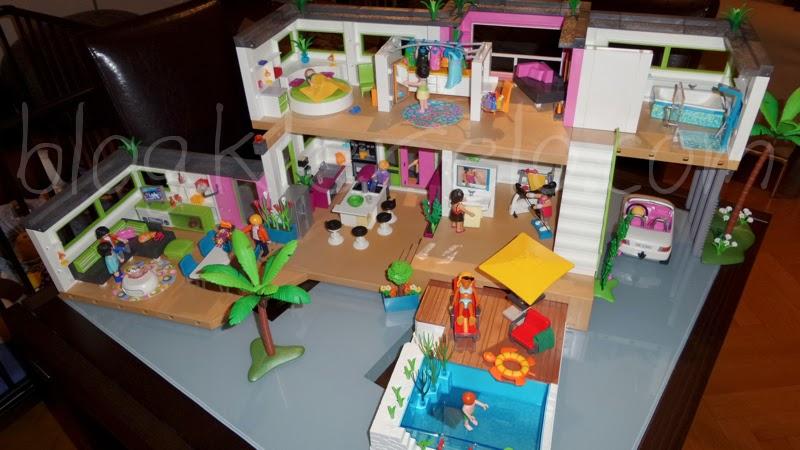 Playmobil Maison Moderne Salle De Bain Stepindance Fr