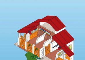 Playmobil maison de ville moderne - stepindance.fr