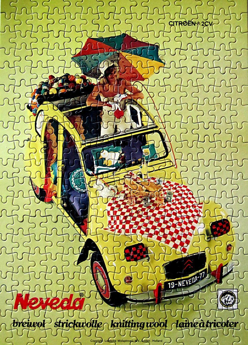 Puzzle 2cv