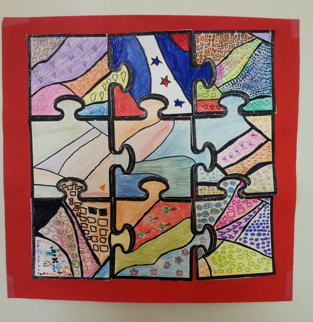 Dix mois puzzle