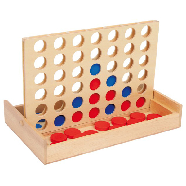 Jeux de sociéte en bois