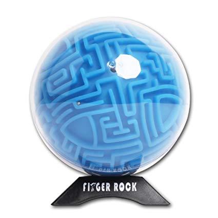 Maze puzzle ball