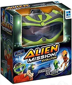 Alien mission jeux de société