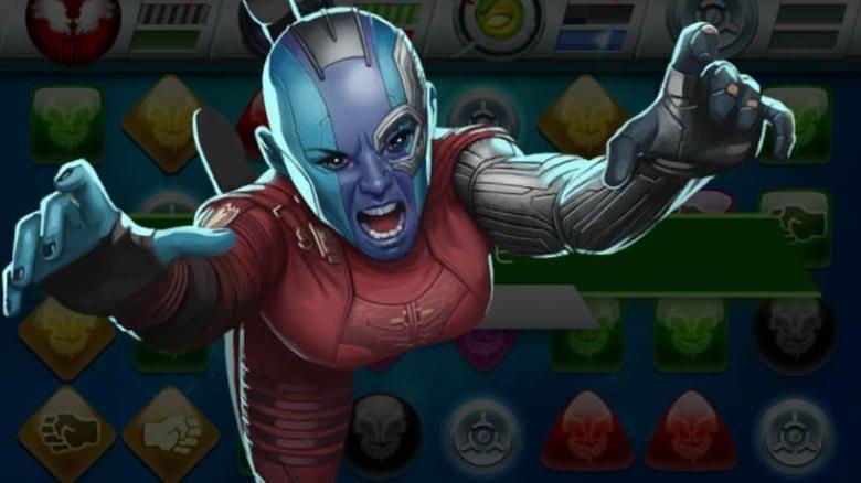 Marvel puzzle quest crash