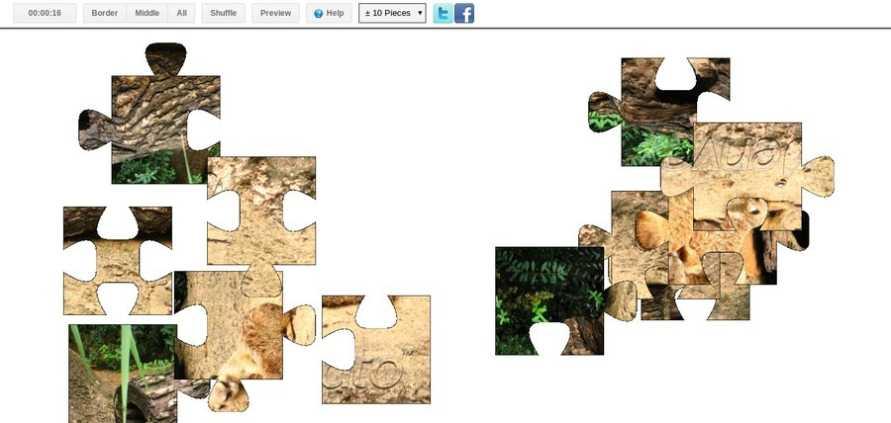 puzzle html5  stepindancefr