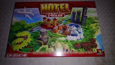 Jeux de societe hotel deluxe