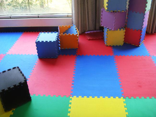 Grand Tapis Mousse Puzzle Stepindance Fr
