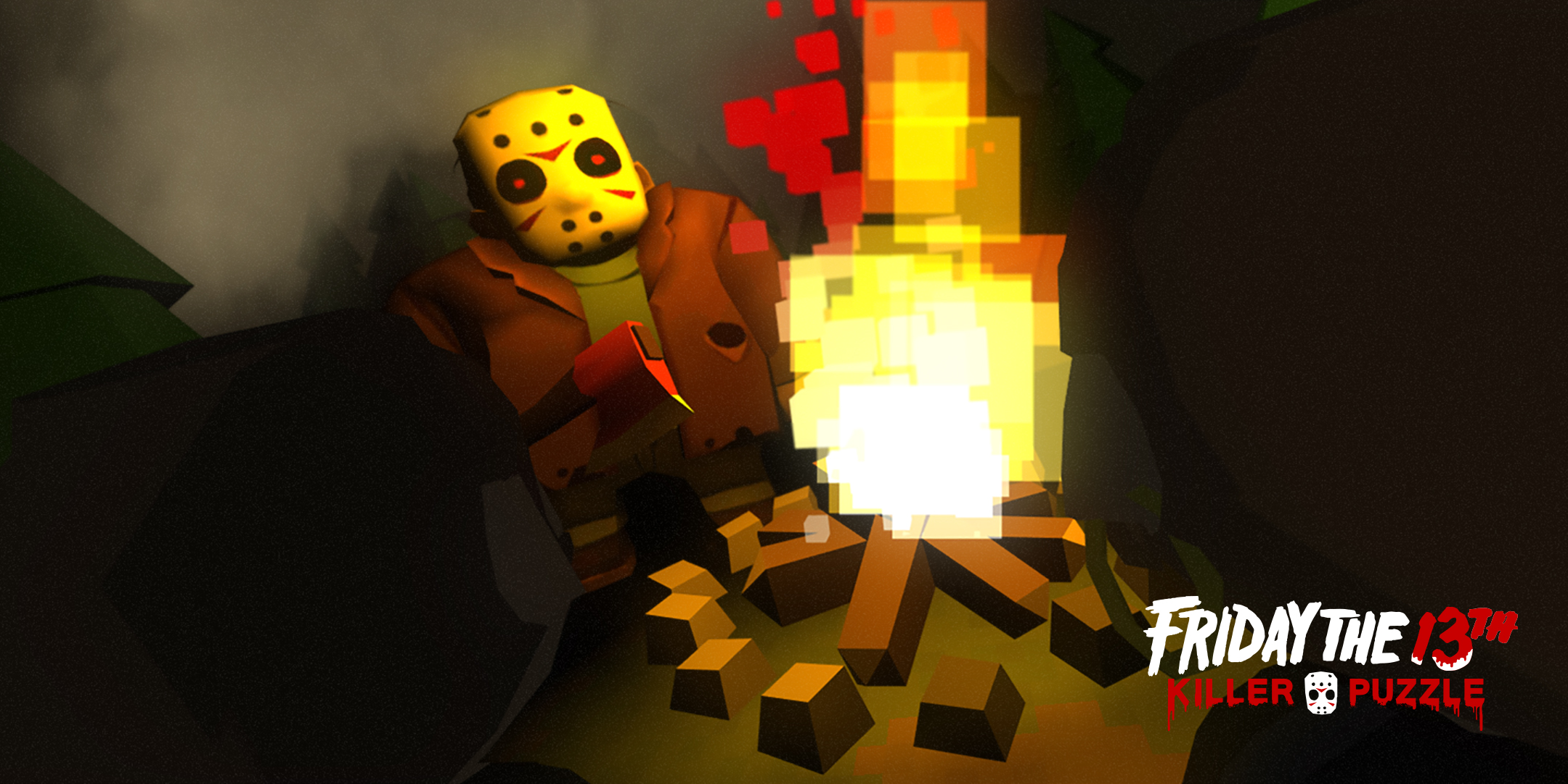 Friday 13th killer puzzle