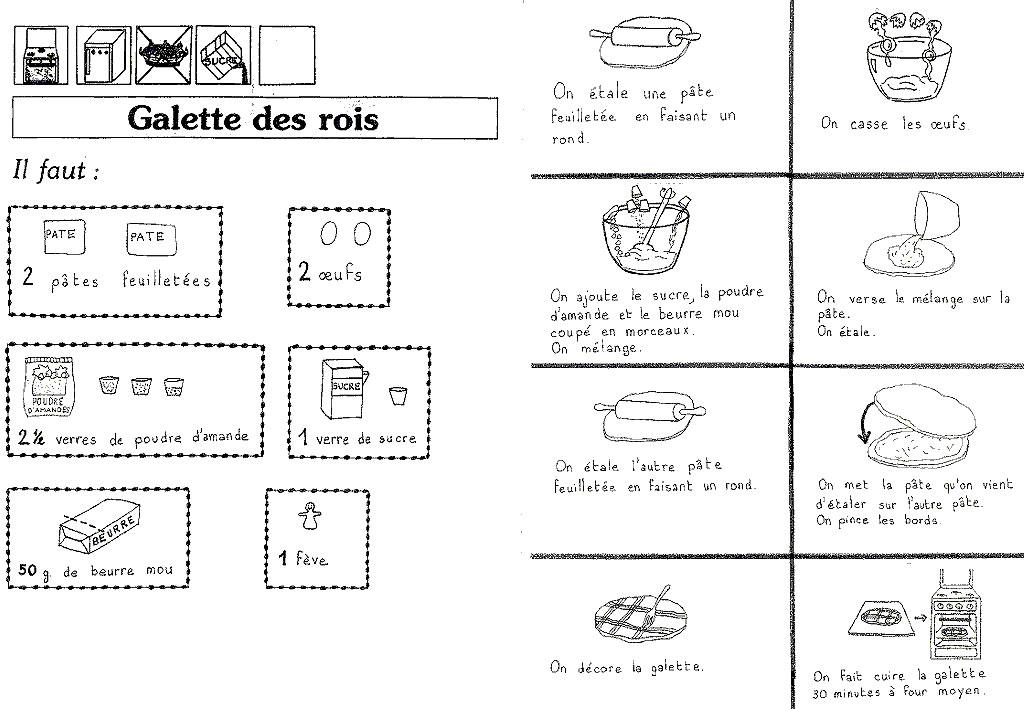Puzzle roule galette petite section