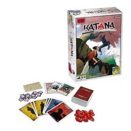 Jeux de société katane