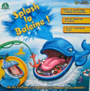 Jeux de société splash