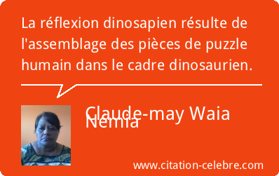Façon puzzle citation