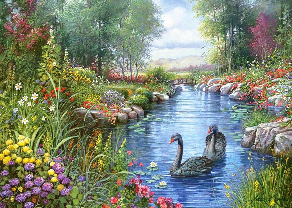 Puzzle gratuit paysages nature - stepindance.fr