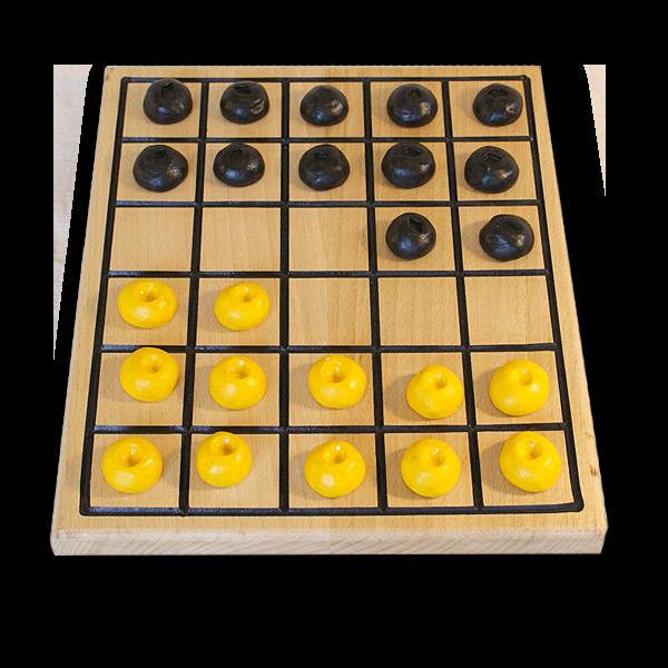 Jeux de société à fabriquer en bois