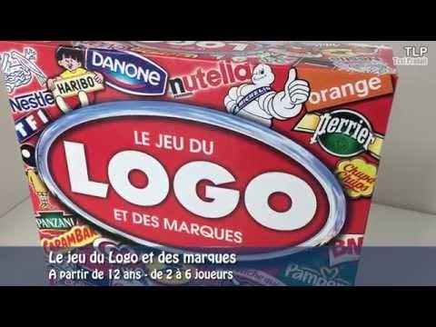 Logo et marque jeux de société