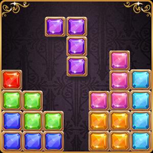 Blok puzzle jewel