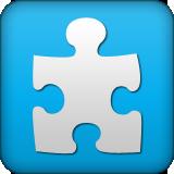Puzzle jigsaw planet 300 pieces