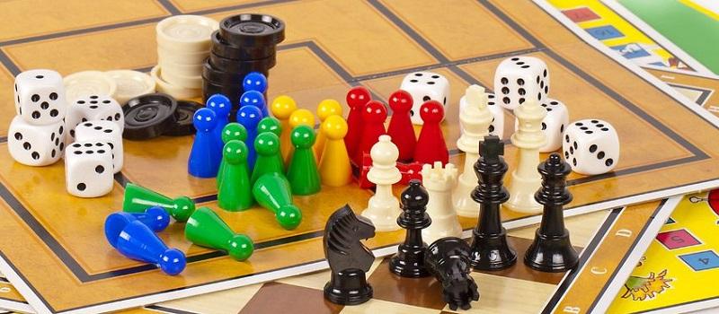 Tournoi jeux de société