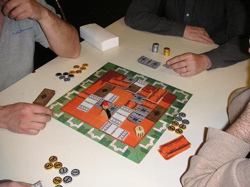 Marrakech jeux de société