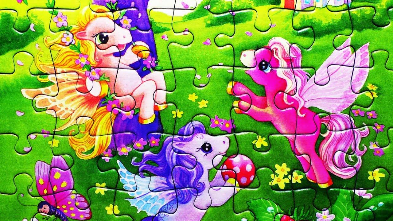 Puzzle de my little pony