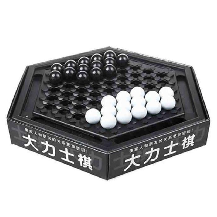Jeux de societe noir et blanc