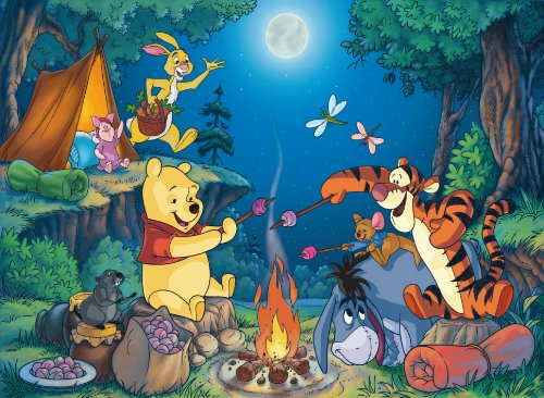 Puzzle winnie l'ourson 1000 pieces