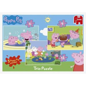 Puzzle peppa pig 3 ans