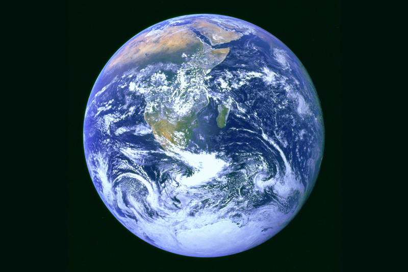 Planet photo puzzle