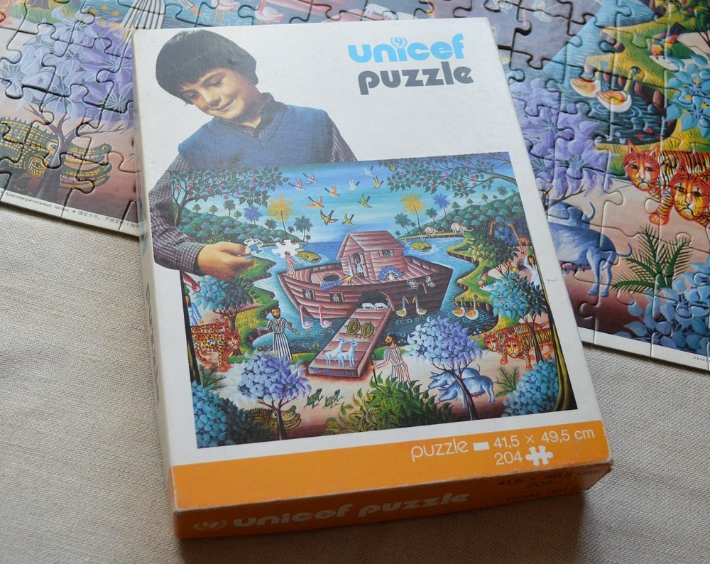 Puzzle unicef