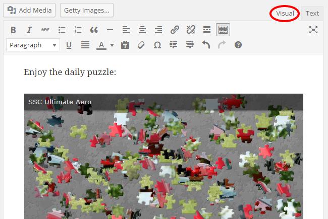 Www jigsawplanet puzzle