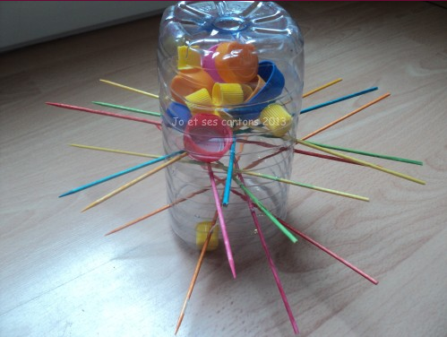 Jeux de societe a fabriquer pour enfants