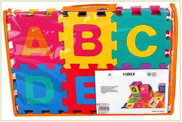Tapis Puzzle Mousse Bebe Stepindance Fr